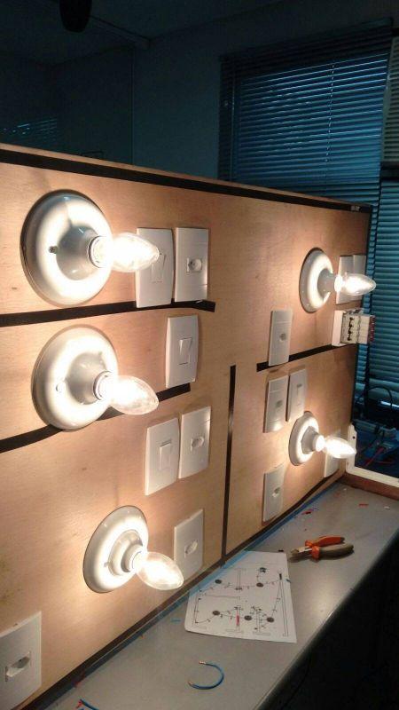 Empresas de Instalação Elétrica no Jardim Guilhermina - Manutenção Elétrica Residencial