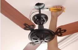 Serviço de Instalação de Ventilador de Teto no Condomínio Maracanã - Instalação de Ventilador de Teto em Mauá