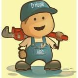 Serviços de manutenção residencial no Sítio da Figueira