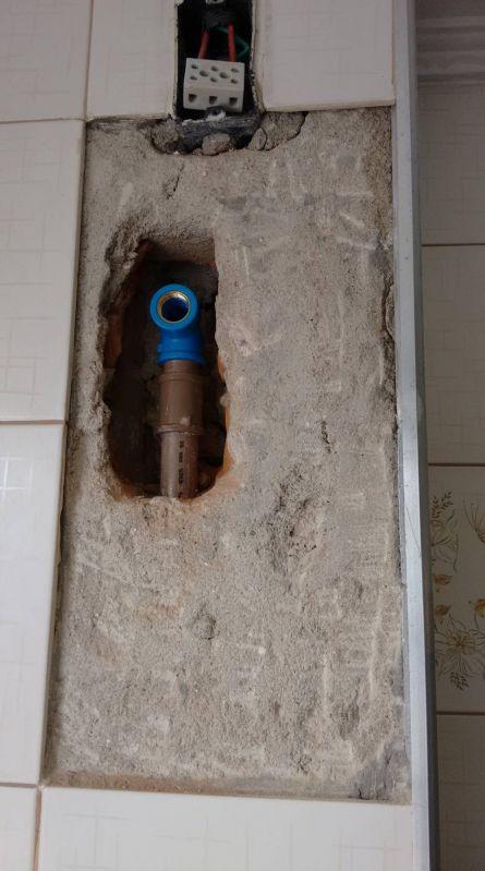 Contratar Quem Faça a Troca de Chuveiro na Vila Falchi - Troca de Chuveiro em Santo André