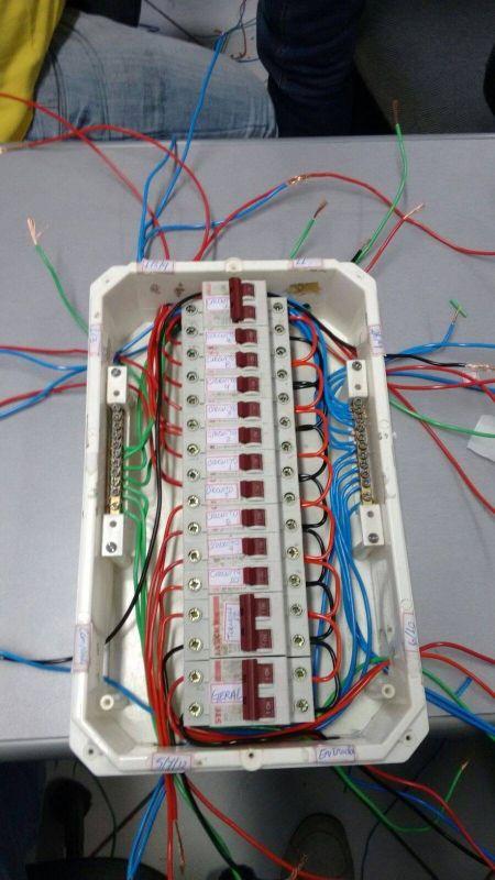 Instalação Elétrica para Empresas no Capuava - Manutenção Elétrica Preço